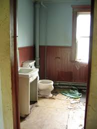 Renovating A Bathroom by Renovating An Old House Before And After Pictures Of Home