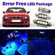 bmw blue interior 20 error free blue led interior light package for bmw e39 1997