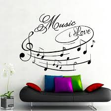 Musical Home Decor by High Quality Plastic Musical Notes Buy Cheap Plastic Musical Notes
