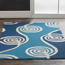 Royal Blue Outdoor Rug Brilliance Outdoor Reversible Striped Royal Blue Rug Sunroom