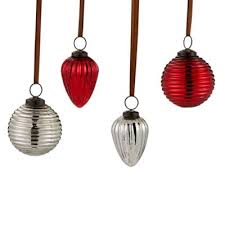 buy decorative glass ornaments from bed bath beyond