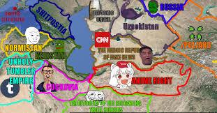 Meme Land - the land that held kekistan before the great meme war kekistan