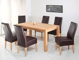 Esszimmerstuhl Tom Schwarz Tischgruppe Buche Esstisch Tim 160x90cm 6 Polsterstühle Tom