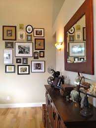 Wall Frames Ideas 25 Captivating Entryways That Embrace The Beauty Of The Gallery Wall