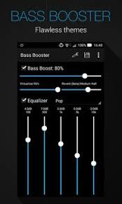 bass booster apk equalizer sound bass booster apk free tools app for