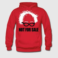 bernie sanders not for sale t shirt spreadshirt