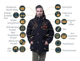 travel jacket images Powearin2 0 world first modular multi purpose travel jacket jpg