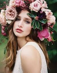 20 wedding hair ideas with flowers photography flowers makeup
