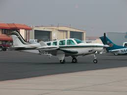 beechcraft bonanza how it flies