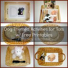 preschool pet series free printables and crafts of favorite pets