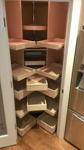 Kitchen Pantry Ideas by Best 20 Corner Pantry Cabinet Ideas On Pinterest Corner Pantry