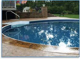 finishing options radiant pools