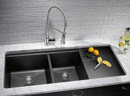 Functional Double Basin Kitchen Sink Home Design Lover - Kitchen sinks melbourne