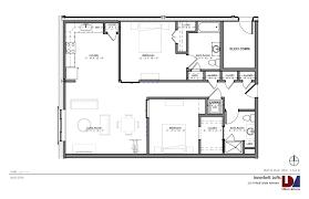 2 bedroom floor plan floor plans innerbelt lofts
