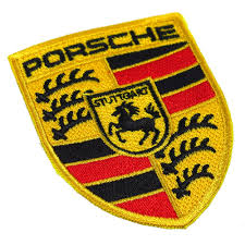 porsche logo porsche embroidered patch embroidery logo mark emblem stuttgart