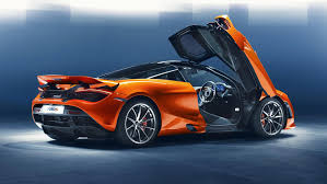 orange mclaren rear the new mclaren 720s motors pinterest cars mclaren cars and