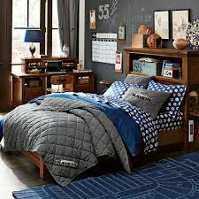 Pottery Barn College Bedding Oxford Storage Bed Pbteen