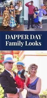 dapper day family disney family
