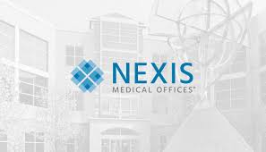 Nexis Medical Offices Branding And Website Apx Design Llc