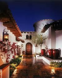 spanish santa barbara home beautiful inside and out modern