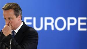 election 2015 live tebbit camerons snp scare tactics david cameron suffers backbench rebellion on europe