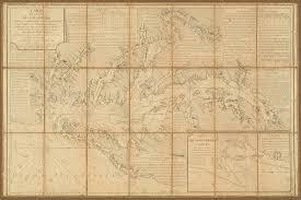 Chesapeake Bay Map Chesapeake Bay 1778 Revolutionary War Chart Battlemaps Us