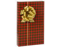 tartan wrapping paper tartan plaid christmas gift wrap wrapping