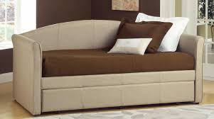 Full Size Bed With Trundle Bedroom Brown Full Size Daybed With Trundle With Rug And Wooden