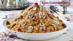 recette de cuisine alg駻ienne moderne rfiss constantinois recette de la cuisine algérienne طبق جزائري
