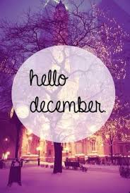 welcome december according to lenetta welcome december