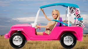 jeep barbie safari cruiser barbie sisters bhf96 md toys youtube