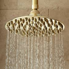 rain fall shower head the lambert rainfall shower made of quality