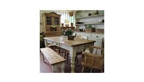 Farm House Table Farmhouse U0027 Table Pine Oak Top