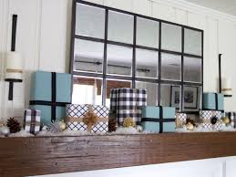 fireplace astonishing wall mirror and christmas gifts for