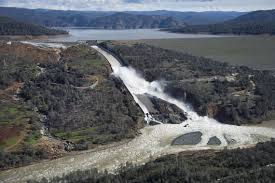oroville dam can damaged spillway hold through california u0027s rainy