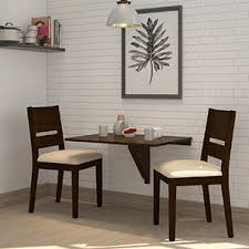 Two Seater Dining Table And Chairs 2 3 Seater Dining Table Sets Check 14 Amazing Designs Buy