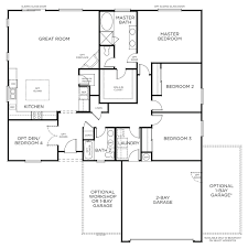 Pardee Homes Floor Plans 13 Best Open Floor Plan Ideas Images On Pinterest Open Floor