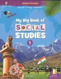 buy cbse board ncert social science textbooks for class 5 text