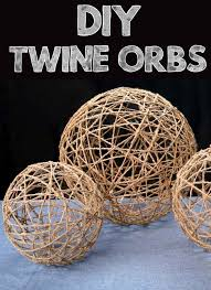 Simple Crafts For Home Decor Best 25 Twine Crafts Ideas On Pinterest Rustic Holiday Lighting