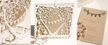wedding invitations laser cut cut out wedding invitations design your unique wedding card design