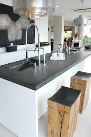 plan de travail cuisine blanc laqué cuisine blanche plan de travail noir cuisine plan travail 3 cuisine