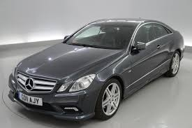 used mercedes benz e class 2011 for sale motors co uk