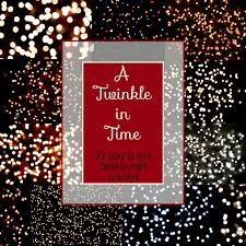 Sparkle Christmas Lights by A Twinkle In Time Twinkle Light Digital Overlays For Photoshop
