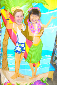 spring break beach party the community library