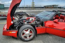 c4 corvette length test drive chevrolet corvette coupe c4 drive