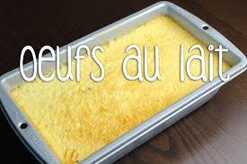 recette cuisine thermomix recette des oeufs au lait thermomix