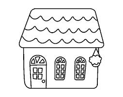 casa disegno disegno di casa di una favola da colorare acolore