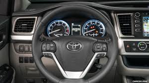 toyota steering wheel 2017 toyota highlander xle awd interior steering wheel hd