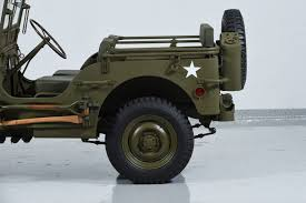 military jeep 1941 jeep willys mb military motorcar classics exotic and
