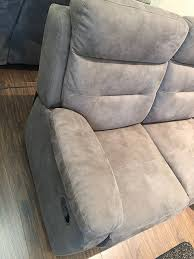 Reclining Fabric Sofa Fabric 4 Seater Recliner Sofa 4rr